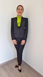 Scarlett Agency - Tenue Prestation 8